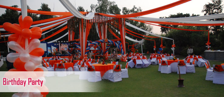 Birthday Party Event Company