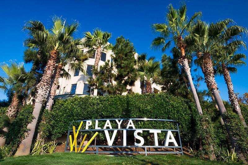 Playa Vista City