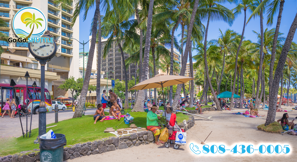 Plan Ahead and Use an Oahu Shuttle Service
