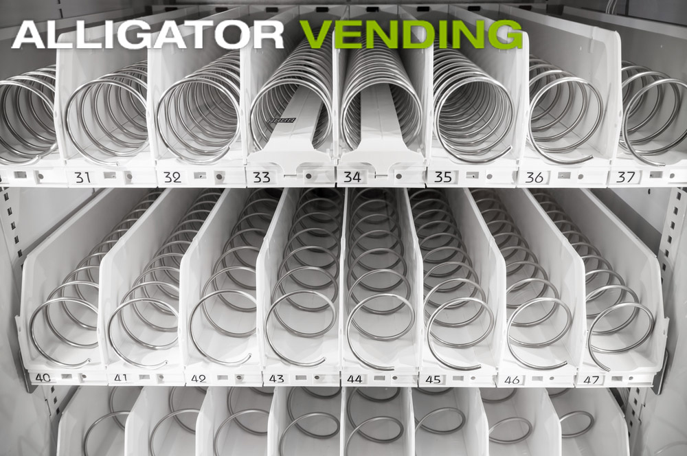 alligator vending