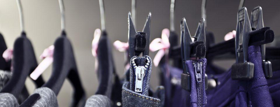 velvet suit hanger
