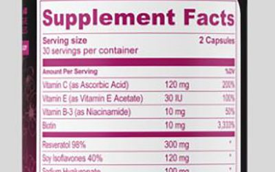 Hyped About Hyaluronic Acid Supplements