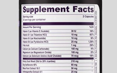 a Maca Root Supplement