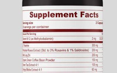 containing green tea extract caffeine