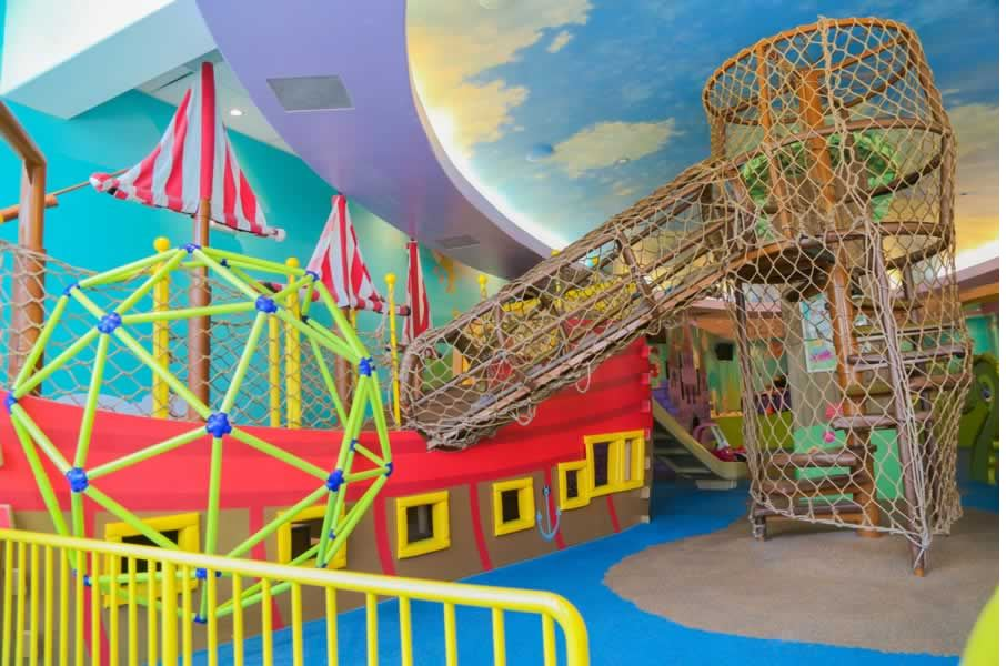 Best Indoor Kids Playspace in Los Angeles