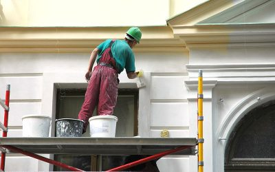 the Right Exterior Painting in West Hollywood