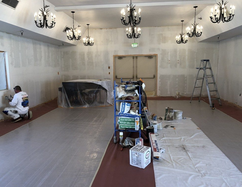 Interior Painting Los Angeles--