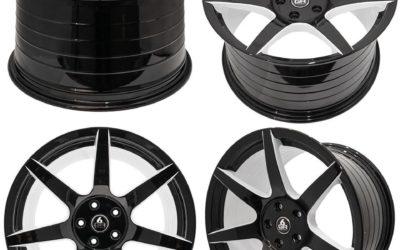 aftermarket Mustang wheels