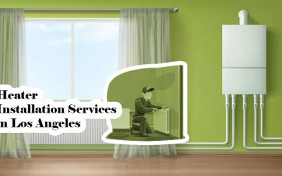 heater installation services in Los Angeles