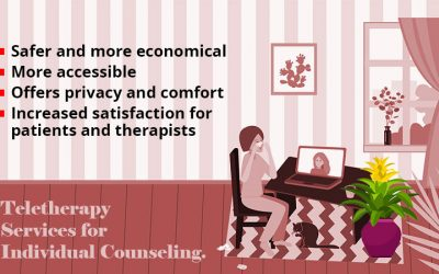 teletherapy services for individual counseling