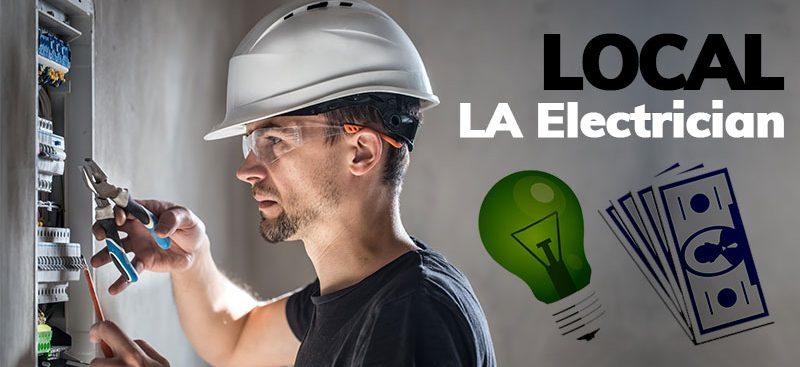 local LA electrician