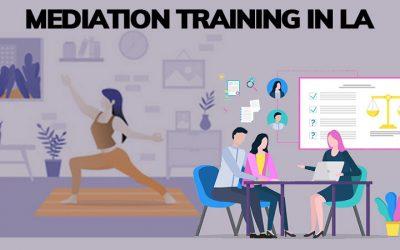mediation training in LA