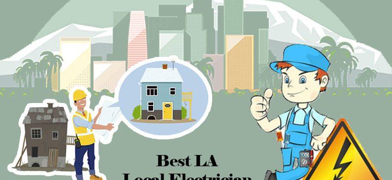 best LA local electrician